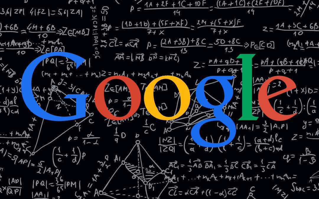 Algoritmi Google